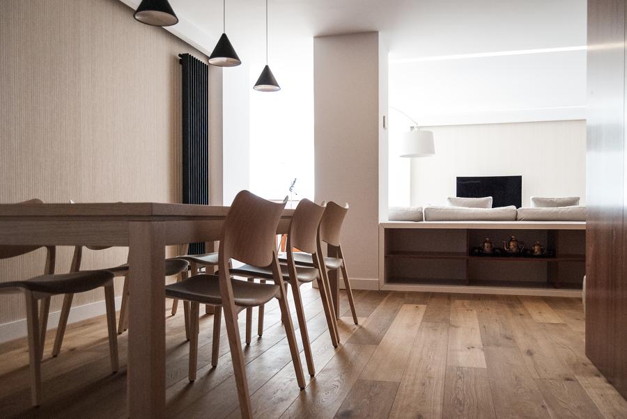 Proyecto de Arquitectura Interior y Reforma Integral
