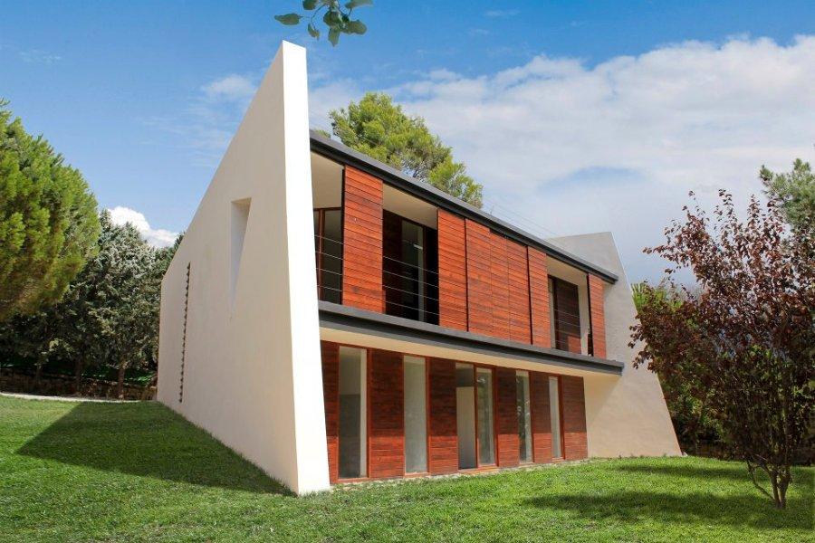 Foto torrelodones bioclimatica de fega juan 576601 for Casa minimalista torrelodones