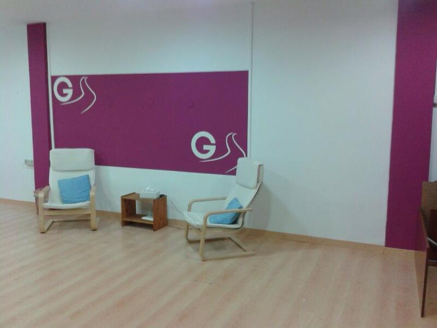 Trabajo de pintura para Gestalt Canarias