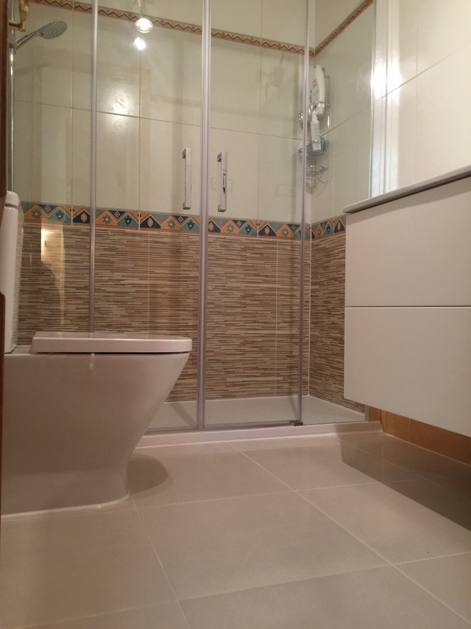 Cambio bañera por ducha 1895 €