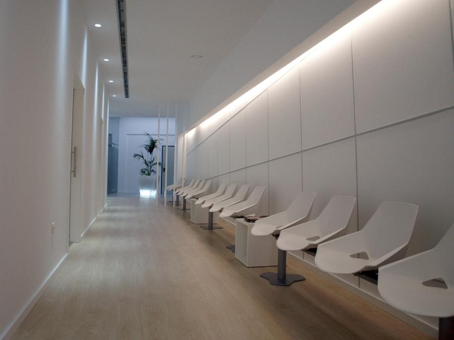 Foto trabajos placa de yeso laminado en clinica de - Placas de yeso laminado ...