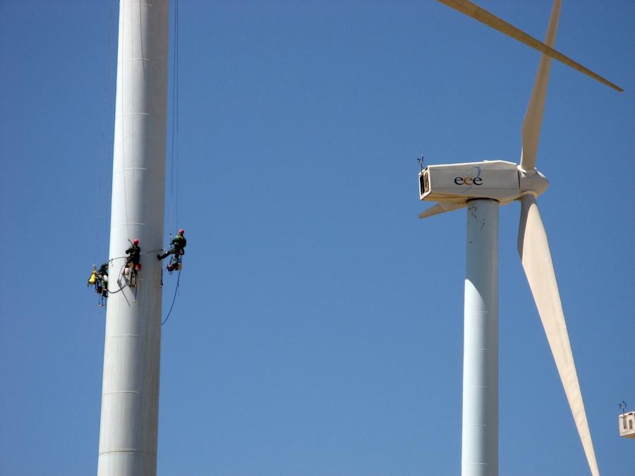 Foto trabajos verticales de espacio vertical global - Trabajos verticales en alicante ...
