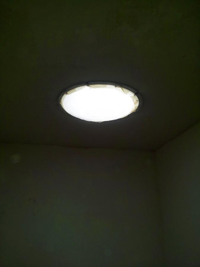 traga luz por interior