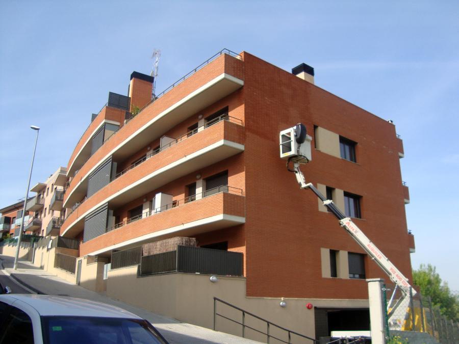 Tratamiento antihumedad en fachada