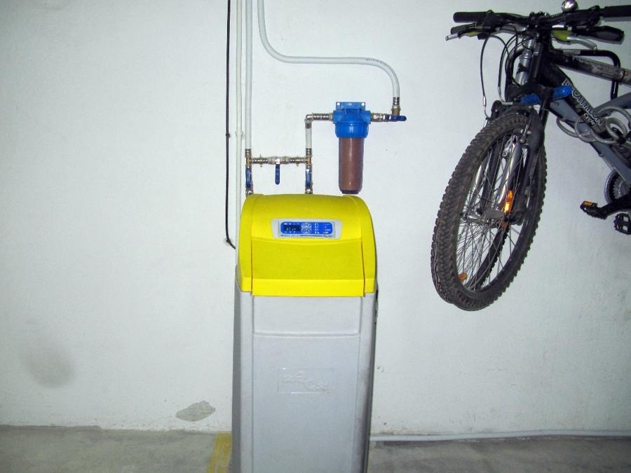 Foto tratamiento de agua descalcificador de foncalair - Descalcificador de agua domestico ...
