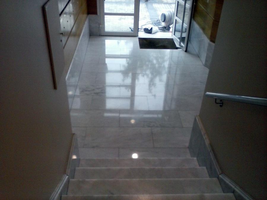 tratamiento suelos marmol