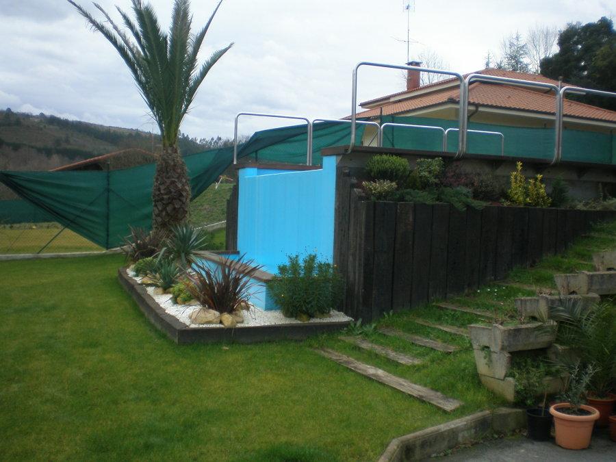 La piscina de Txema