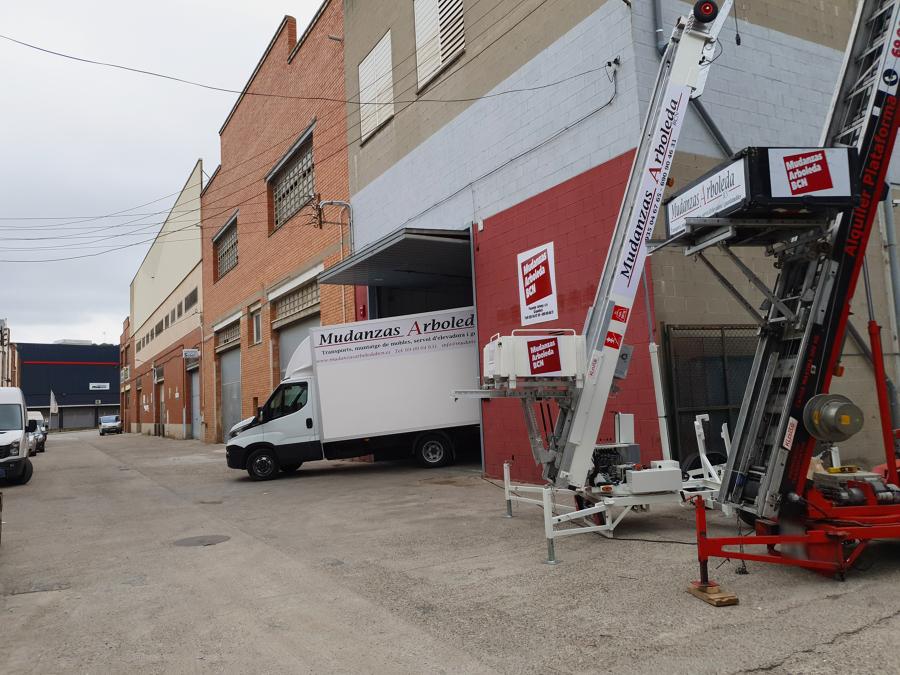 Empresa de mudanzas en Granollers