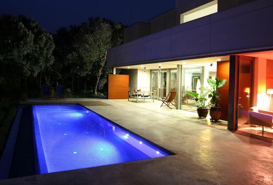 Construcción y diseño de piscinas