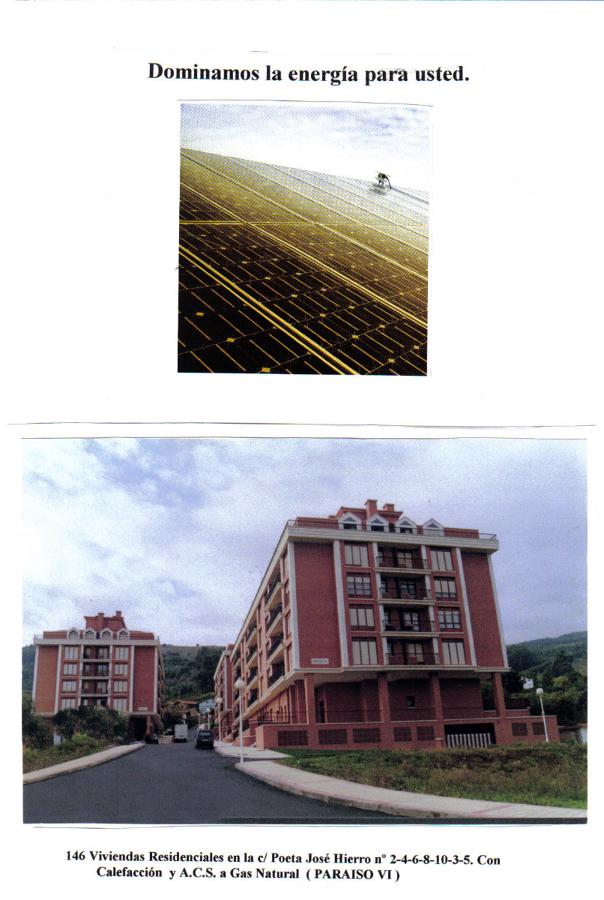 Urbanizacion Paraiso VI - Castro Urdiales