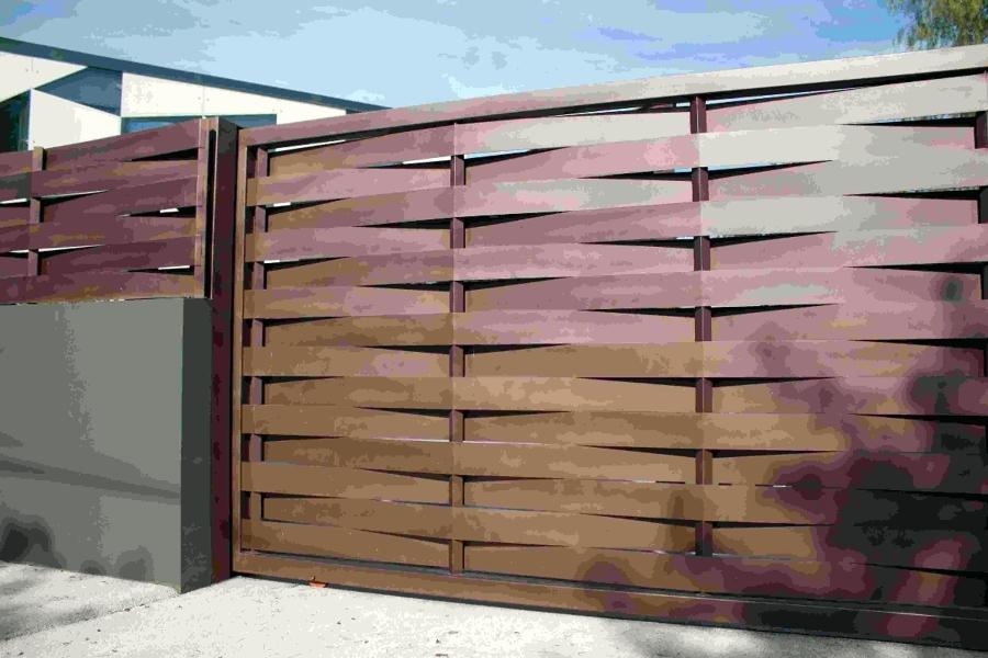 Foto valla de dise o de taller de cerrajeria enrique - Vallas para casas ...