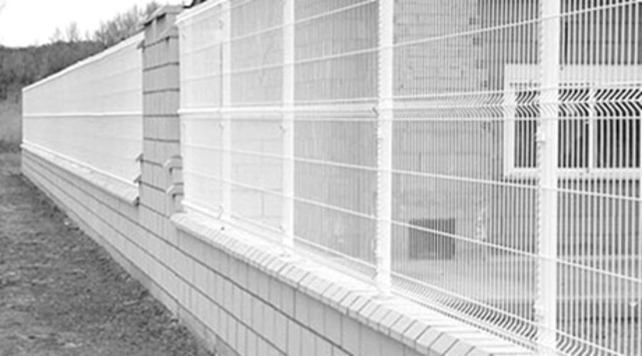 Foto valla tipo hercules de cerramientos metalicos - Tipos de vallas ...