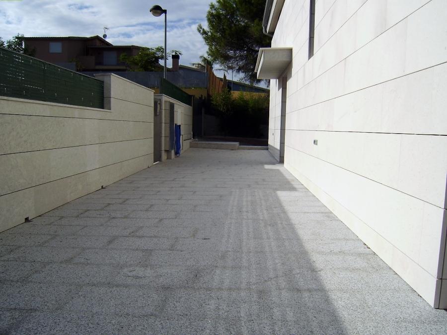 Vda. Unifamiliar Urbanización Privada Carcaixent (Valencia)