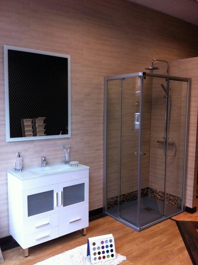 Foto venta de mueble de ba o mamparas y accesorios de for Accesorios mamparas bano