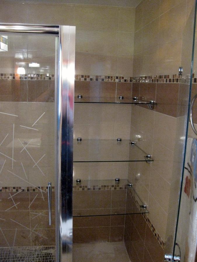 Puertas De Baño Instalacion:Fotos De Mamparas Puertas Ventanas De Cristal Templado Sistema Nova