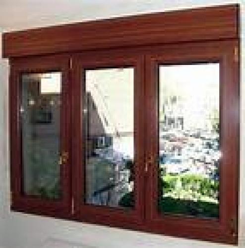 Foto ventana 50mm rotura puente termico de carpinteria de aluminio y cristaler a mga 409649 - Ventanas rotura puente termico ...
