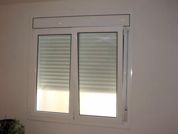 Foto ventana oscilobatiente de aluminis solina 196983 for Carpinteria de aluminio precios