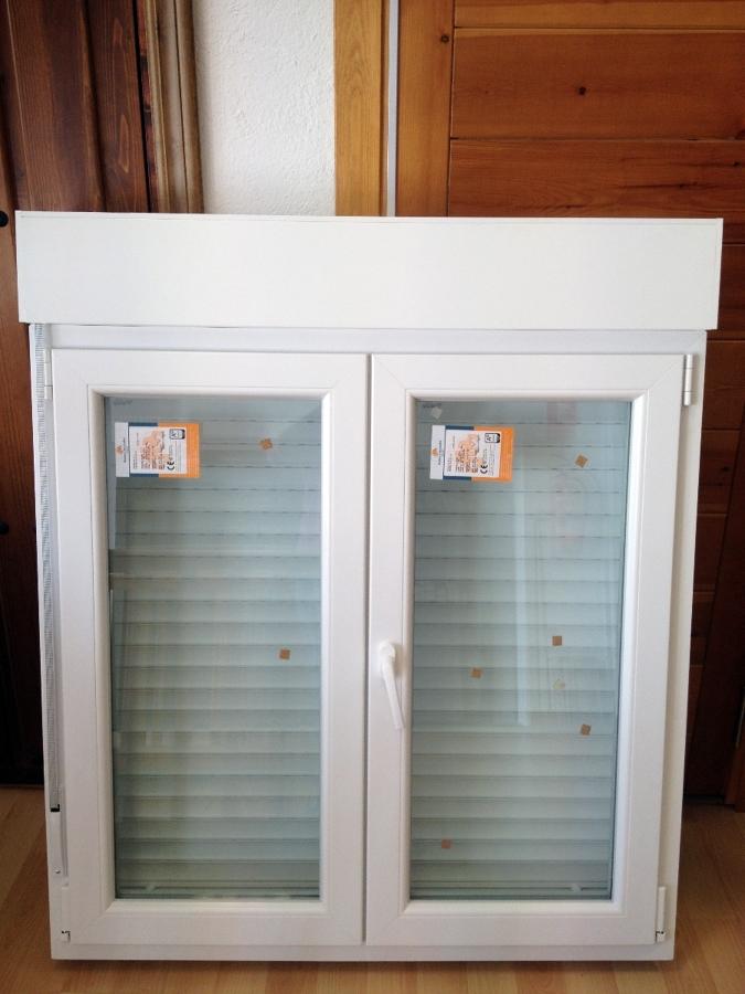foto ventana pvc con persiana de puertas ngel peral sl