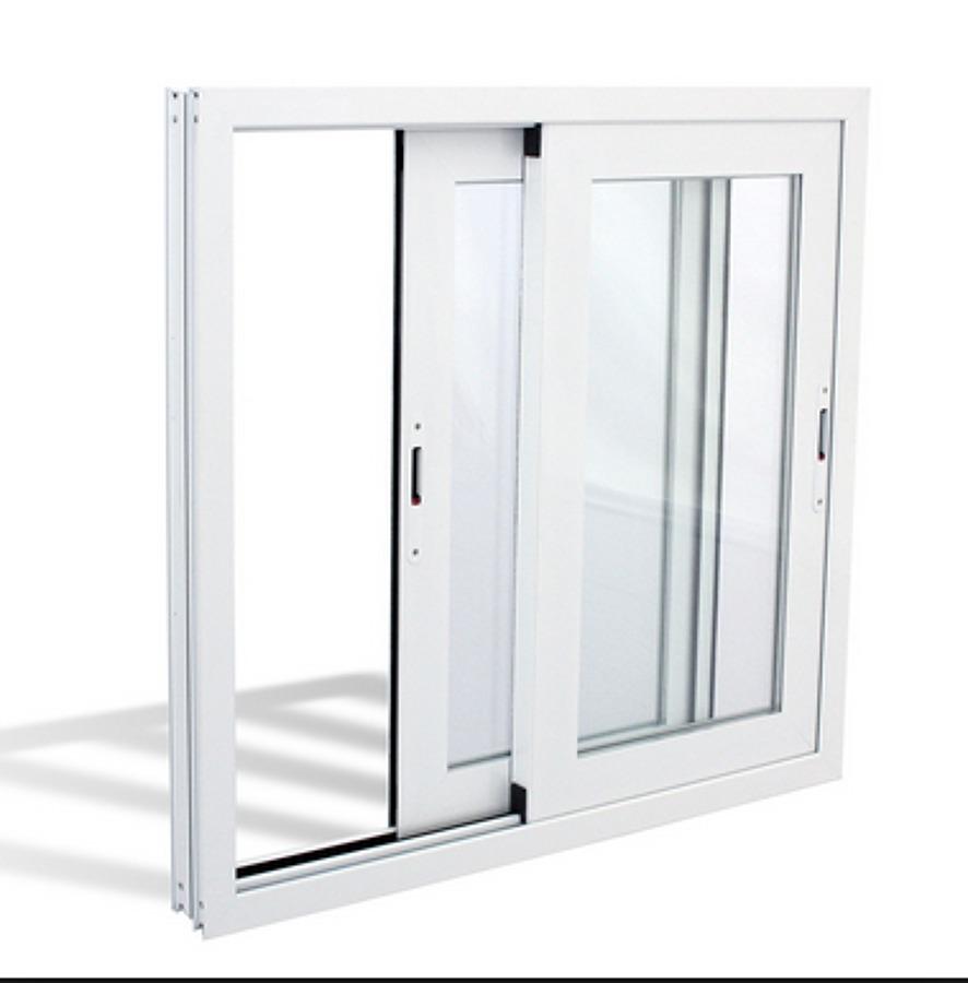 Foto ventana corredera de cerrajeria yuso 1463120 for Ventanas de aluminio en sevilla