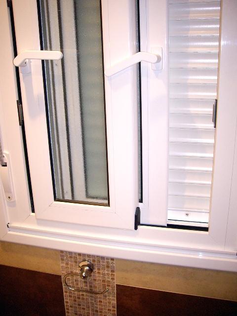 ventanas correderas por motivos de espacio