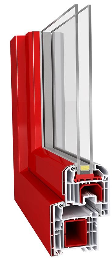 Foto ventanas pvc con revestimiento exterior en aluminio - Ventanas de pvc en cantabria ...