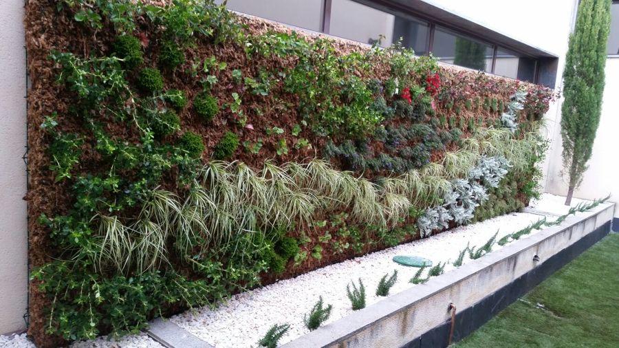 Jardinería vertical