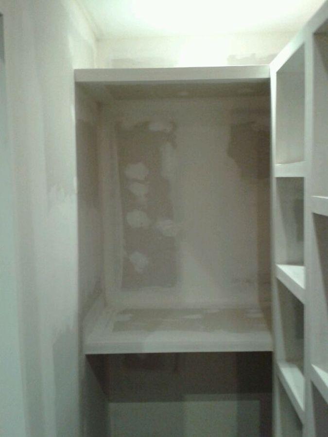 Foto vestidor con armario de pladur 3 de yesos barnaguix - Armarios de pladur ...