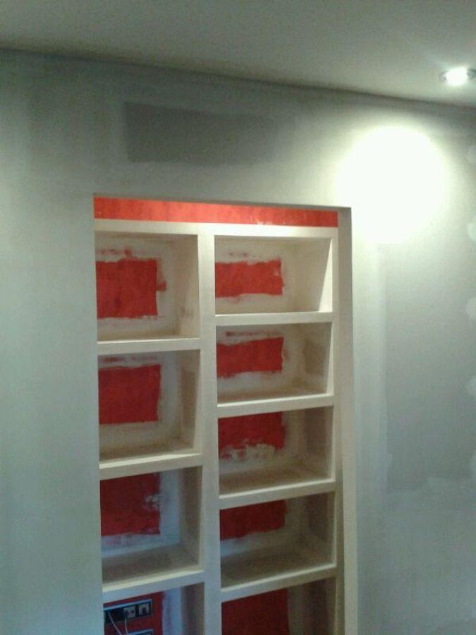 Foto vestidor con armario de pladur de yesos barnaguix s - Armarios de pladur ...