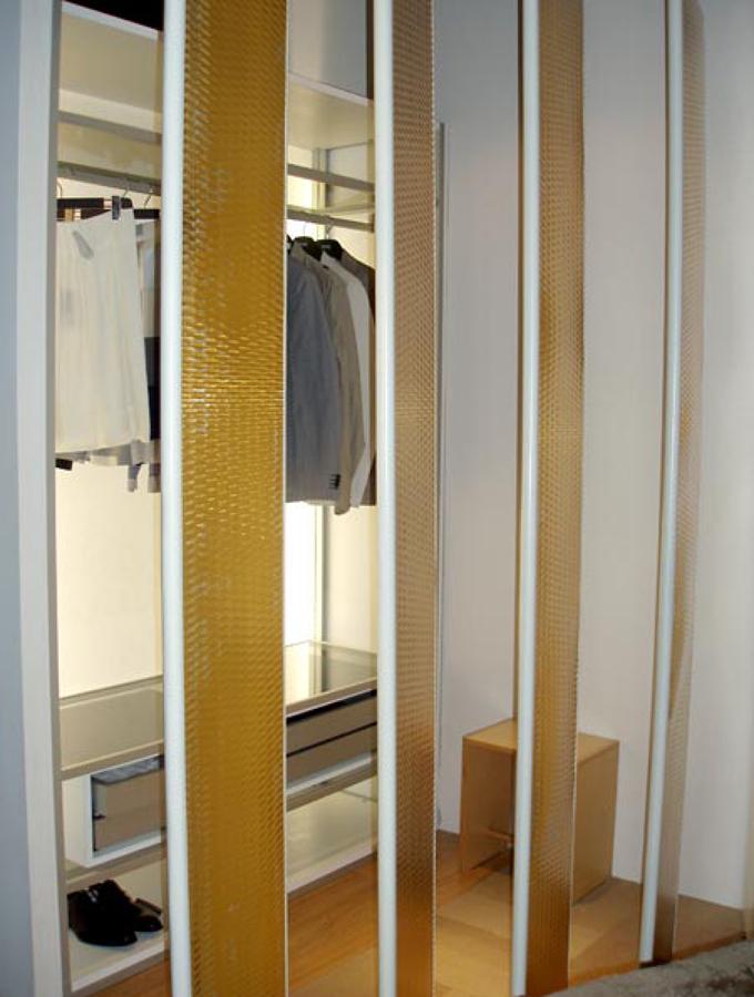 Vestidor Reforma de dúplex en Madrid 056