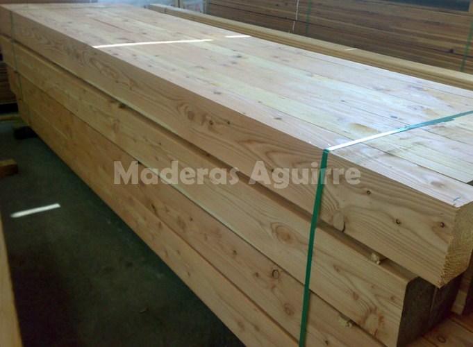Foto viga estructural maciza y laminada de maderas aguirre 156616 habitissimo - Maderas aguirre ...