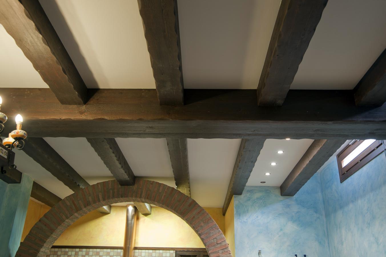 Foto vigas de madera para bodega de carpinter a jos - Vigas de madera en valencia ...