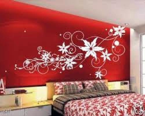 Foto vinilos decorativos en dormitorio de ramongallardo for Vinilos decorativos dormitorio