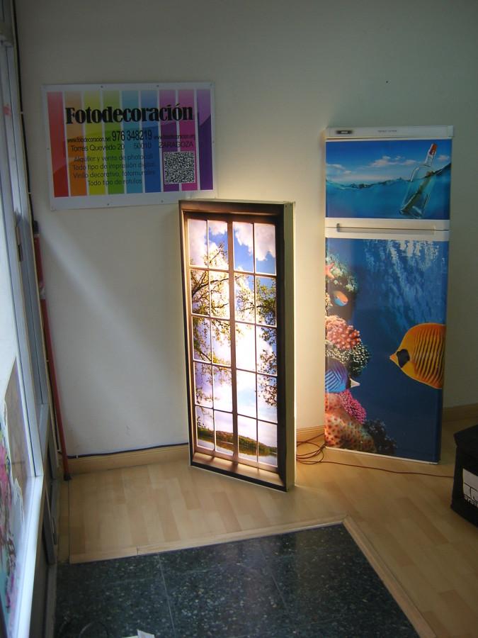 Foto vinilos retroiluminados de fotodecoracion sc 718573 - Vinilos decorativos asturias ...
