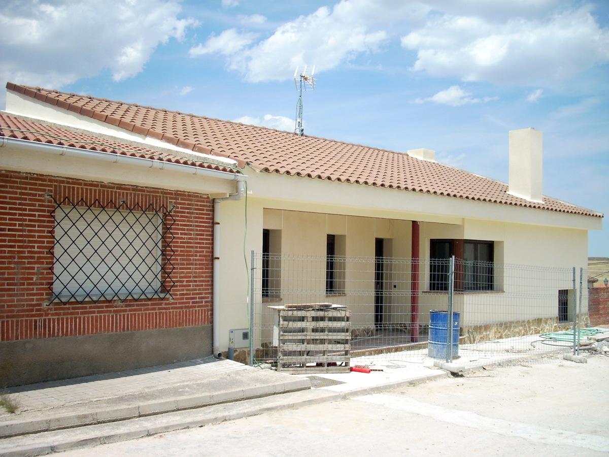 Foto hernansancho avila de raul saez - Arquitectos en avila ...