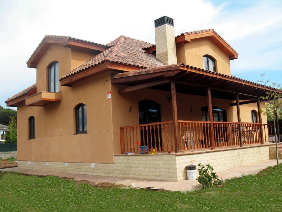 Foto vivienda en catalunya de casastar global building s - Casas prefabricadas canarias ...