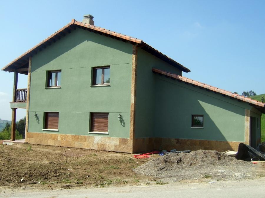 Vivienda Unifamiliar Cenero - Asturias