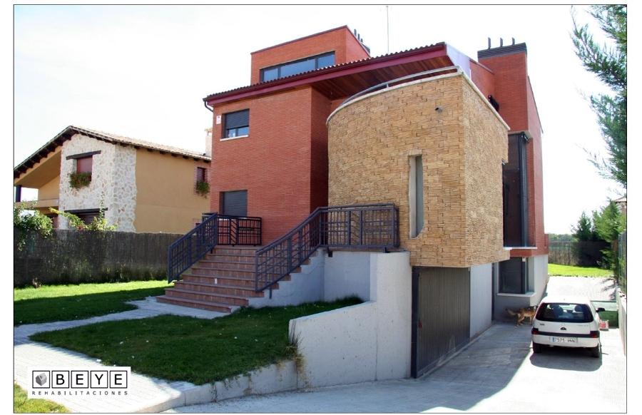 Vivienda unifamiliar en Aldamayor Golf (Valladolid)