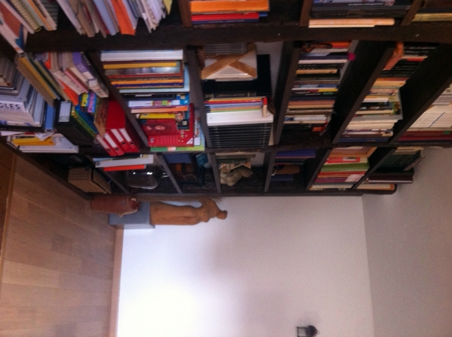 Vivienda unifamiliar en Berja (Almería). Librería