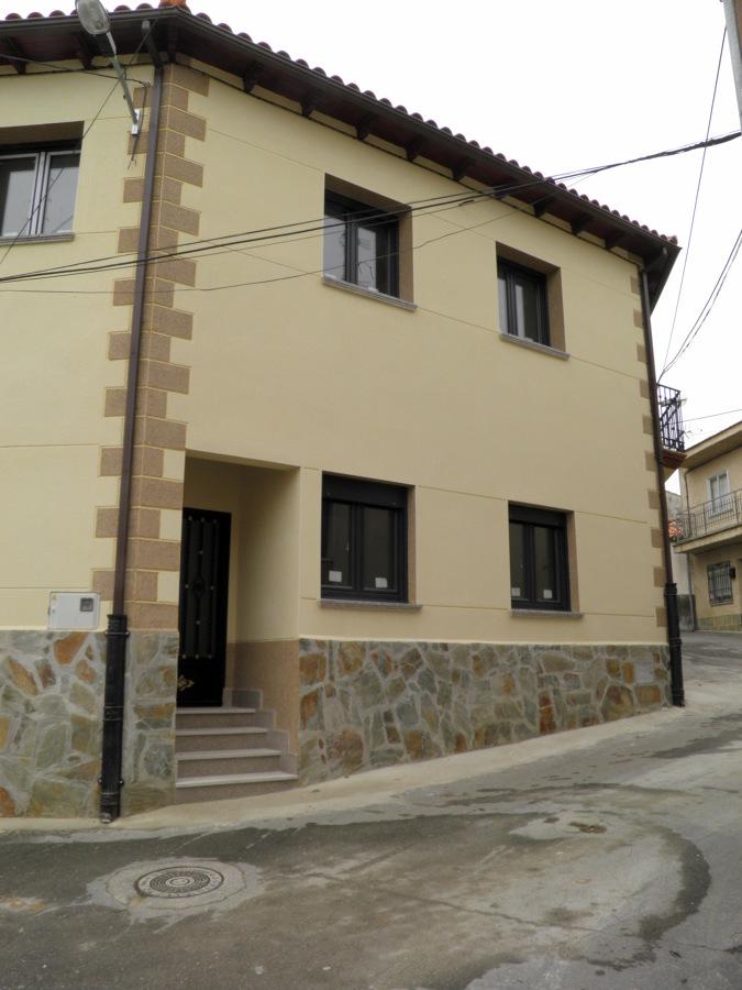 Vivienda unifamiliar en Cespedosa