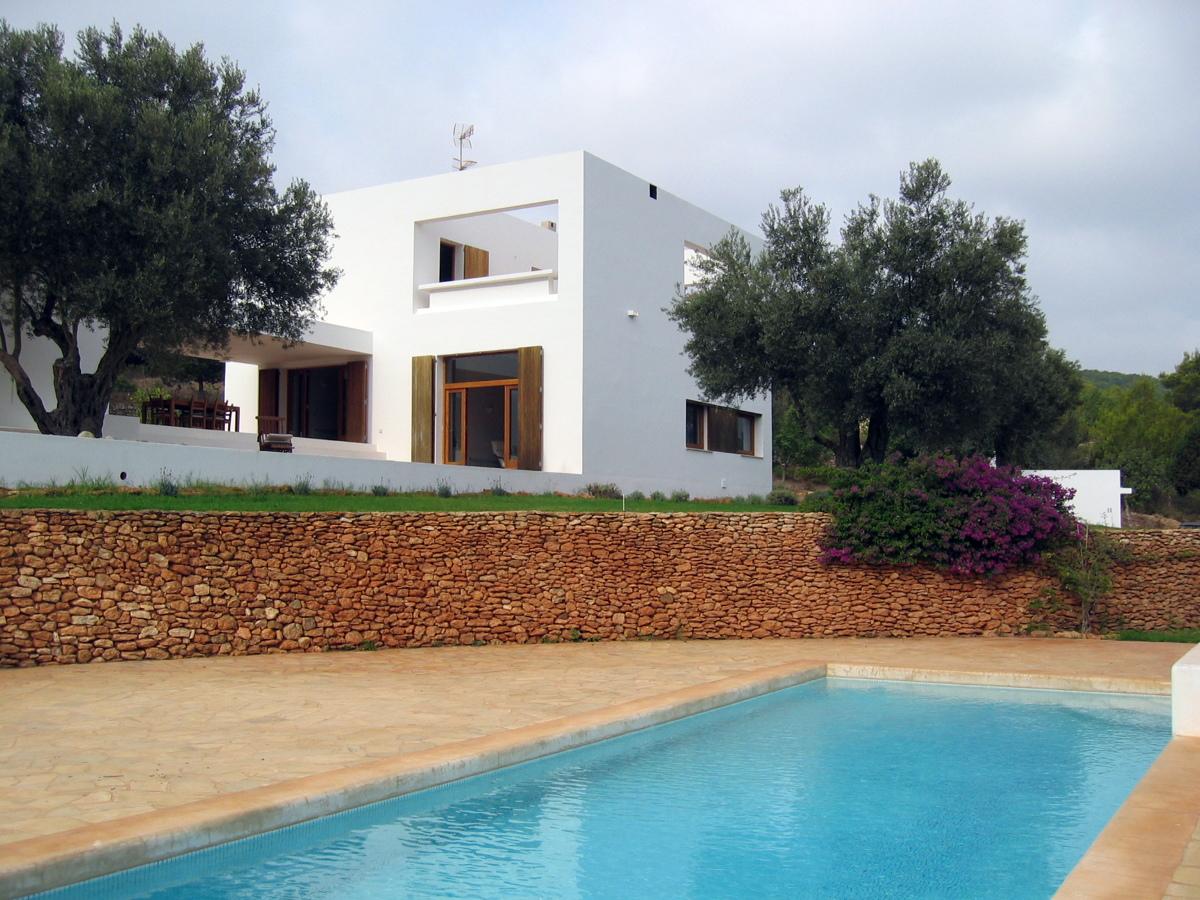 Foto vivienda unifamiliar en ibiza de ggb arquitectos 221496 habitissimo - Arquitectos ibiza ...