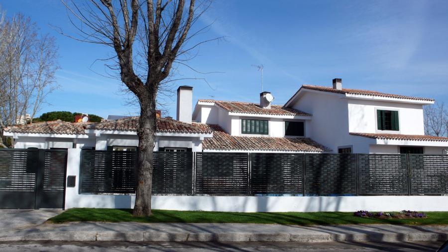 Vivienda unifamiliar en Madrid