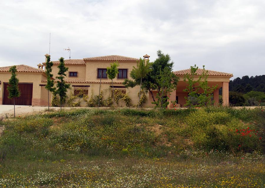 Vivienda unifamiliar en Albacete