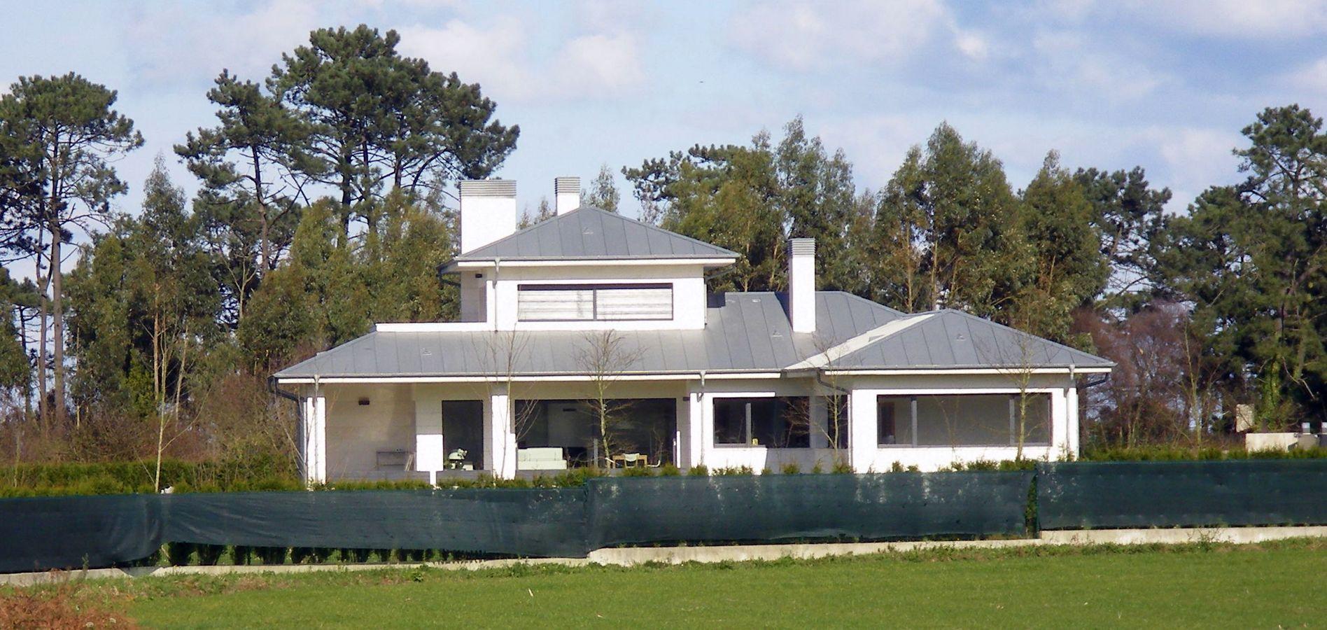vivienda unifamiliar - estudio de arquitectura