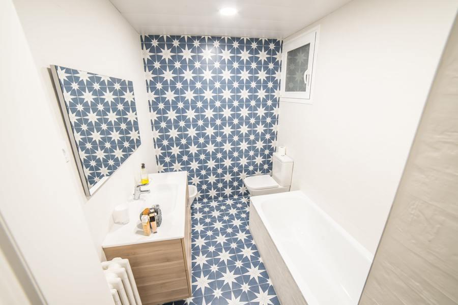 Singular cuarto de baño