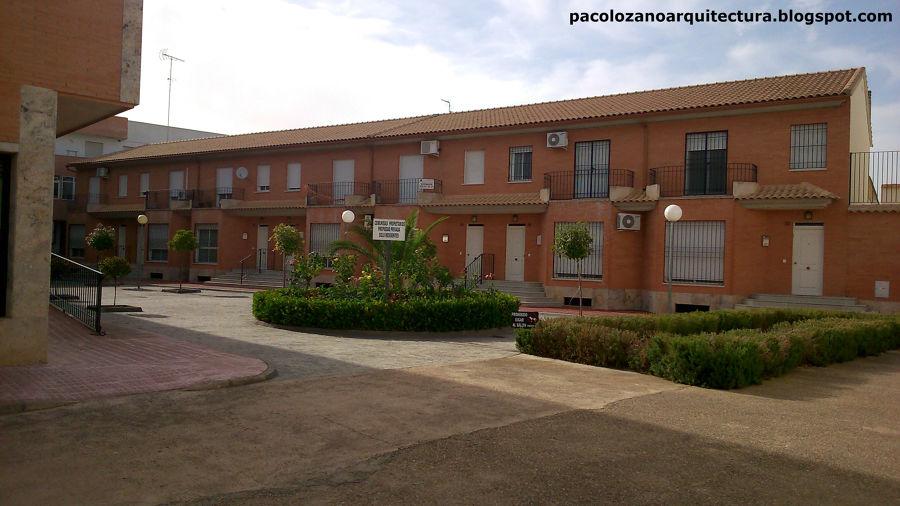 Proyecto obra nueva de 16 viviendas Manzanares Ciudad Real