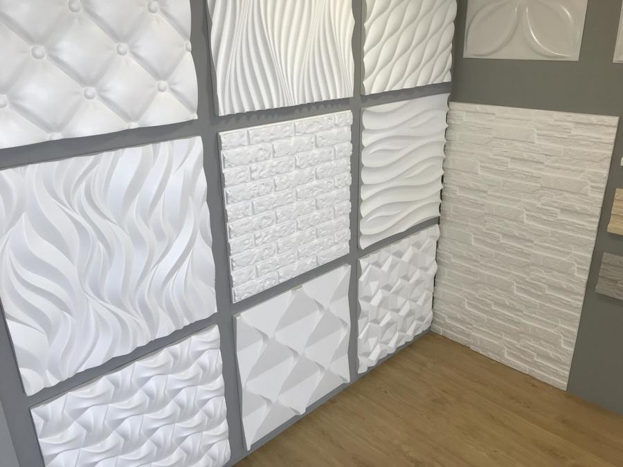 Paneles EPS 3D