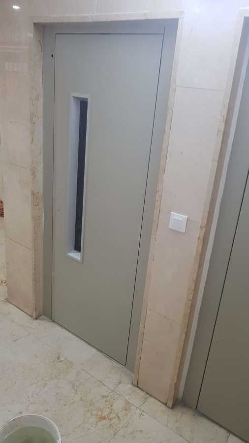 cambio de puertas de ascensor