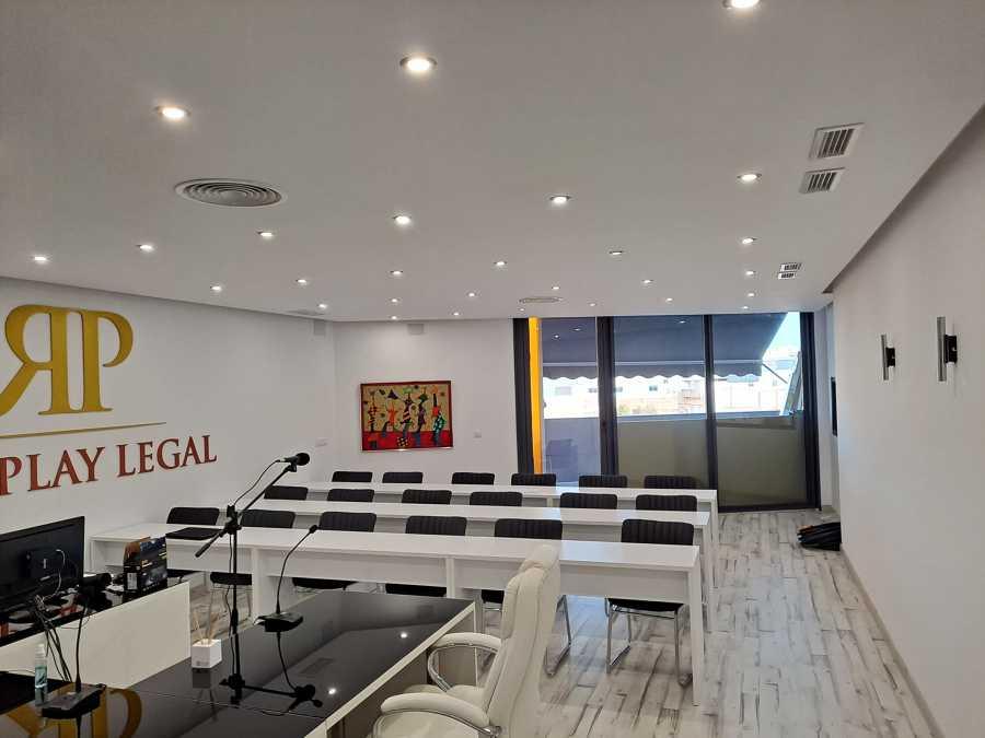 Sala 1 Academia Roleplay Legal, Manises