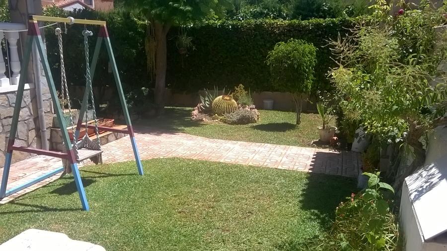 Mantenimiento de Jardín. Cliente Privado