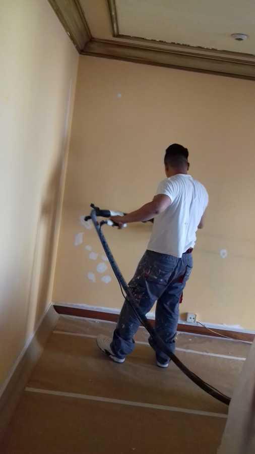 Tratamientos pintura